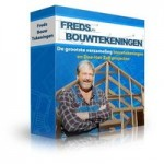 salontafel bouwtekening